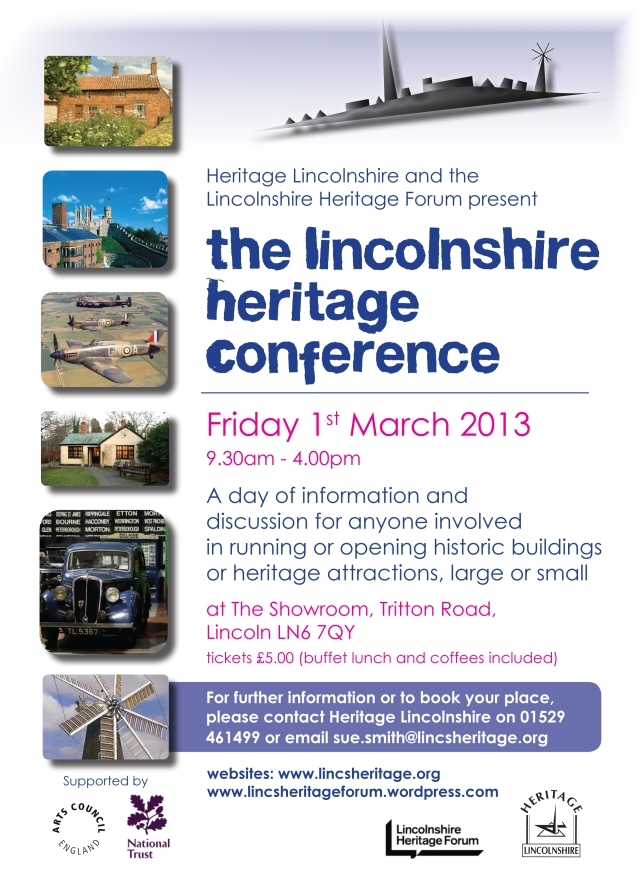 lincolnshire heritage conference