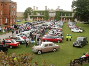 About 200 entries were received for the 2012 Castle Rally organised by the LVVS in conjunction with Lincoln Castle Staff.