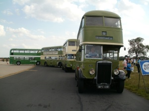 Visitors to the 2012 Waddington Air Show took over 14,000 journeys on buses used on the park-and-ride service form the car parks.
