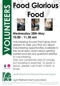 Caistor Volunteering Talks
