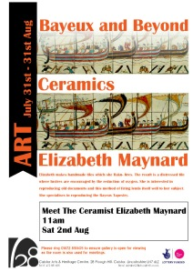 meet the ceramicist