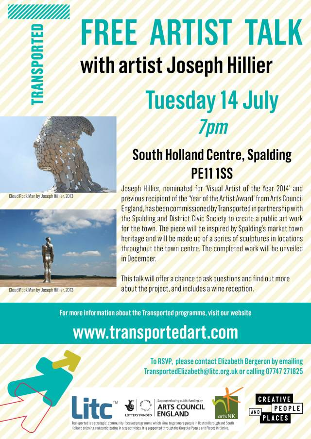Joseph Hillier Talk